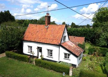 Thumbnail 2 bed cottage for sale in The Green, Tostock, Bury St. Edmunds