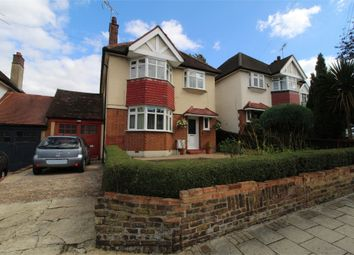 Thumbnail 3 bed detached house for sale in Hayland Close, London
