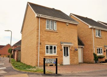 Thumbnail 3 bed link-detached house for sale in Estancia Close, Lee-On-The-Solent