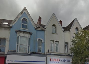 Thumbnail 8 bed terraced house to rent in Uplands Crescent, Uplands Swansea