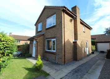 Thumbnail 4 bed detached house to rent in Cornel Rise, Harrogate