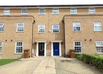 Thumbnail 4 bed town house to rent in Sarafand Grove, Rochester