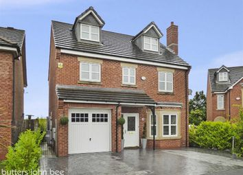 Thumbnail 6 bed detached house for sale in Mayfair Drive, Sydney, Crewe