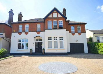 Thumbnail 5 bed detached house to rent in Crescent East, Hadley Wood, Hertfordshire