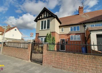 Thumbnail 3 bed semi-detached house for sale in Marshland Road, Moorends