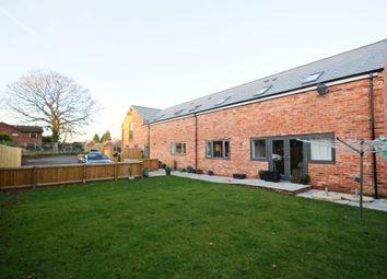 Thumbnail 3 bed barn conversion for sale in Weaverham Bank Farm, High Street, Weaverham, Cheshire