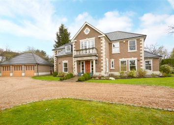 Thumbnail 5 bed detached house for sale in Pachesham Park, Leatherhead, Surrey