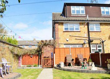 Thumbnail 3 bed duplex for sale in Roseberry Gardens, Upminster