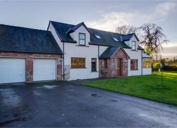 Thumbnail 4 bed detached house for sale in Farnell, Brechin, Angus