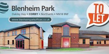Thumbnail Office to let in Blenheim Park, Medlicott Way, Oakley Hay, Corby, Northamptonshire