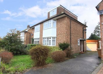 Thumbnail 2 bed semi-detached house for sale in Birchmead Avenue, Pinner
