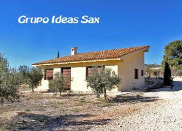 Thumbnail Villa for sale in Sax, Alicante, Spain