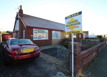 Thumbnail 2 bed bungalow for sale in Blaydon Avenue, Thornton Cleveleys