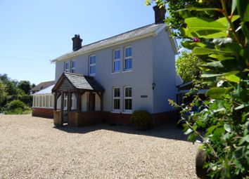 Thumbnail 5 bed detached house to rent in Bashley Common Road, New Milton