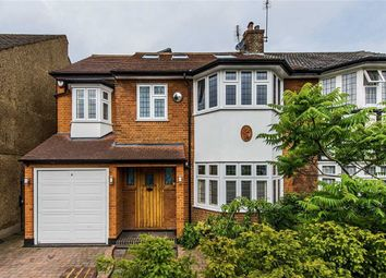 Thumbnail 4 bed property to rent in Gordon Avenue, London