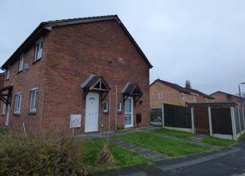 Thumbnail 1 bedroom semi-detached house for sale in Longbrook Avenue, Bamber Bridge, Preston, Lancashire