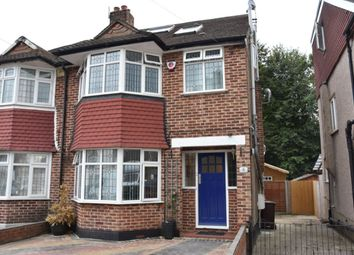 Thumbnail 5 bed semi-detached house for sale in Riverside Drive, Mitcham