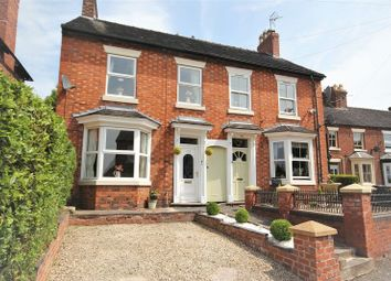 Thumbnail 2 bed semi-detached house for sale in Longslow Road, Market Drayton