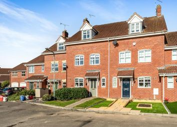 Thumbnail 3 bedroom terraced house for sale in Torres Close, Chase Meadow, Warwick, Warwickshire