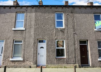 Thumbnail 2 bed terraced house for sale in Morton Street, Carlisle