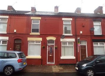 Thumbnail 2 bed terraced house for sale in St. Ives Grove, Liverpool, Merseyside
