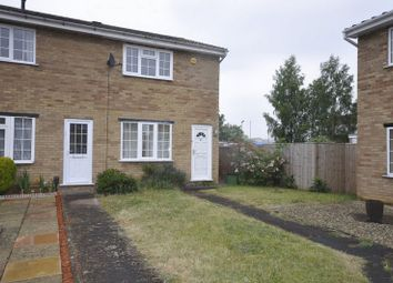 Thumbnail 2 bed end terrace house to rent in Riverview Way, Cheltenham