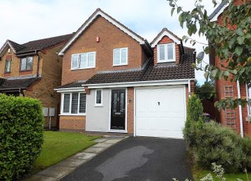 Thumbnail 3 bed detached house for sale in Calluna Drive, Priorslee, Telford