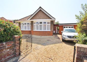 Thumbnail 3 bed detached bungalow for sale in Romney Close, Northbourne, Bournemouth