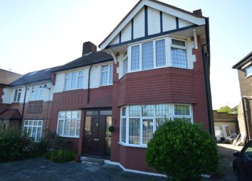 Thumbnail 4 bed semi-detached house for sale in Wilmer Way, Arnos Grove, London