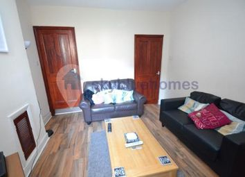 Thumbnail 4 bedroom terraced house to rent in Saxon Street, Leicester