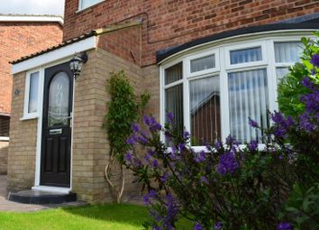 Thumbnail 3 bed semi-detached house to rent in Merring Close, Stockton-On-Tees