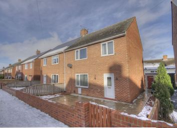 Thumbnail 3 bed semi-detached house for sale in Warwick Avenue, Consett