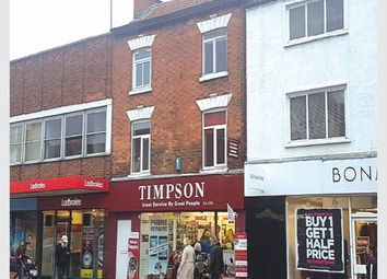 Thumbnail 3 bed maisonette for sale in High Street, Grantham