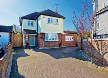 Thumbnail 4 bed detached house for sale in Fleece Road, Long Ditton, Surbiton