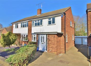 Thumbnail 3 bed semi-detached house for sale in Monks Road, Enfield, Middlesex