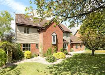 Thumbnail 5 bed detached house for sale in Ogbourne St. George, Marlborough, Wiltshire
