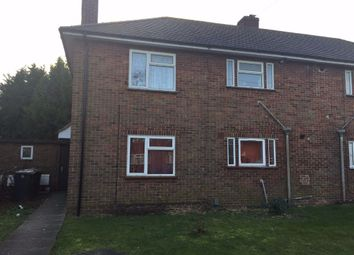Thumbnail 1 bedroom maisonette to rent in Cherrytree Grove, Dogsthorpe, Peterborough