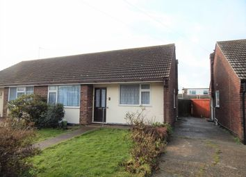 Thumbnail 3 bedroom semi-detached bungalow to rent in Eves Court, Dovercourt