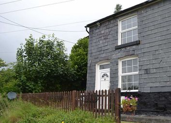 Thumbnail 2 bed end terrace house for sale in 1, Rock Terrace, Llanidloes, Powys