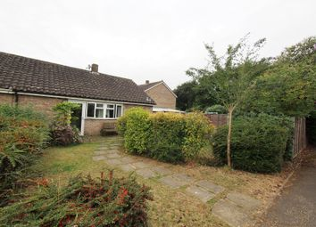 Thumbnail 2 bedroom semi-detached bungalow for sale in Rothbury Road, Wymondham
