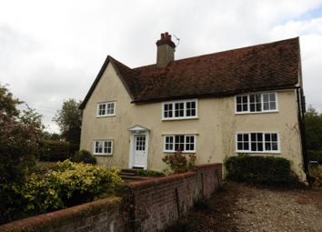 Thumbnail 4 bed detached house to rent in Fentons Road, Rayne, Braintree, Essex