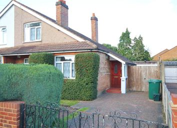 Thumbnail 3 bed semi-detached bungalow for sale in Burgoyne Road, Sunbury-On-Thames, Surrey