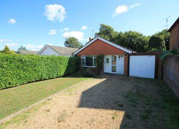 Thumbnail 2 bed detached bungalow for sale in Ewins Close, Ash, Aldershot
