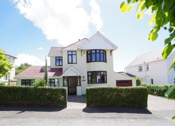 Thumbnail 4 bed detached house for sale in Franklyn Avenue, Braunton