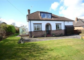 Thumbnail 3 bed detached house for sale in Tongham Road, Runfold, Farnham