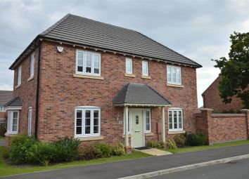 Thumbnail 4 bed detached house for sale in Richardson Way, Mickleover Langley Country Park, Derby