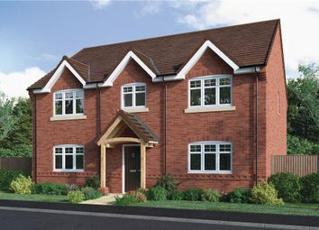 "Thumbnail 4 bedroom detached house for sale in ""Hollybush"" at Waterloo Road, Bidford-On-Avon, Alcester"