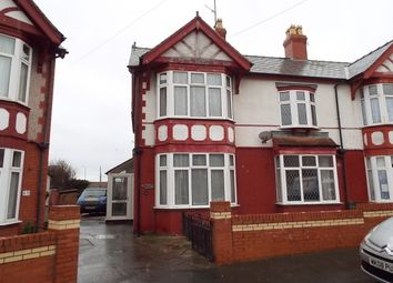 Thumbnail 4 bed property to rent in North Avenue, Rhyl