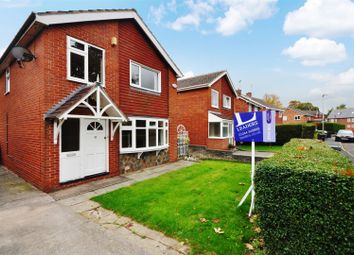 3 bed detached house for sale in Churchward Close, Chester CH2