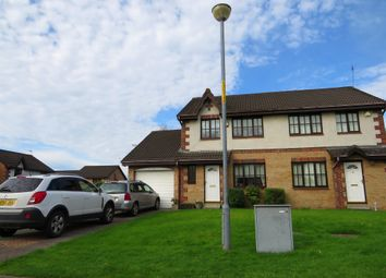 Thumbnail 3 bed semi-detached house for sale in Louden Hill Place, Robroyston, Glasgow